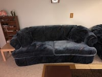 3 Set blue couches Rochester Hills, 48307