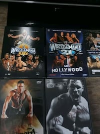 DVDs $2.00 each or $50 for all of them Syracuse, 13203