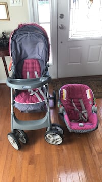Graco Stroller and Car seat Midlothian, 23112