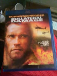 Collateral Damage Blu-ray disc
