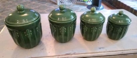 Kitchen Ceramic Containers
