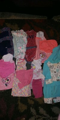 Dresses with underwear/cover-up pamper 6-9 month