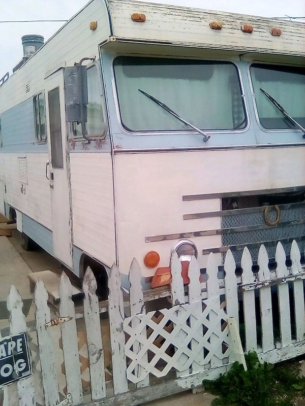78 dodge motor home 440 25 footer