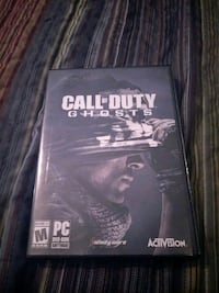 PC game Call of Duty ghosts play it once brand new Saint Cloud, 34769