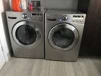 LG WASHER AND DRYER  Laval, H7R 0B1