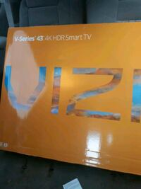 43 inch 4k vizio Mount Pleasant, 29464