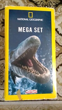 National geographic mega set