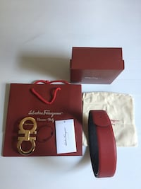 Ferragamo belt size 32-34 New York, 10301