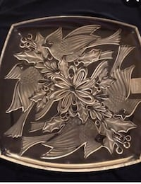 "Cardinal Square platter ( Made in Germany). 13"" Manassas, 20109"