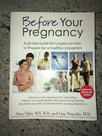 """Before Your Pregnancy""  A 90-Day Guide..."