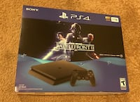 Ps4 bundle Star Wars New and Sealed FIRM!!