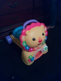 Fisher-Price musical lion ride-on toy Macon, 31204