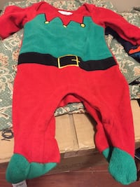 Elf outfit ages 6-9m Calgary, T3N 0J8