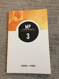 The Manhattan Projects Vol. 1-4