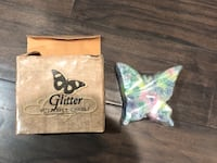 Glitter butterfly candle  Los Angeles, 91343