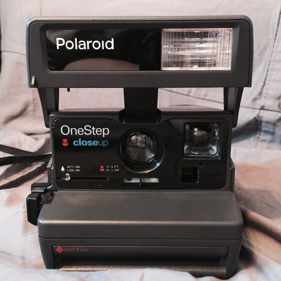 Polaroid One Step Close Up