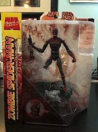 Marvel Select Figures (various pt2) Airdrie, T4B 0A4