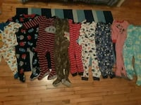 Boys Lot Of clothes pajamas 2t-3t Yonkers