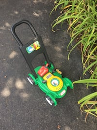 Grass mowing boppers kids toy