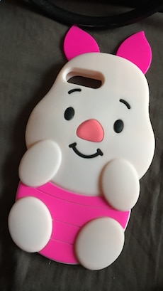 piglet themed iPhone case