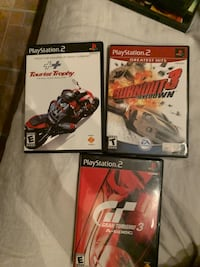 Ps2 racing game Bundle  Tulsa, 74112