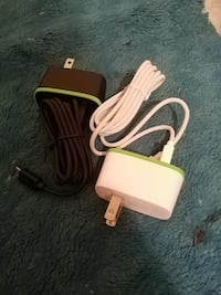 2 new belkin chargers