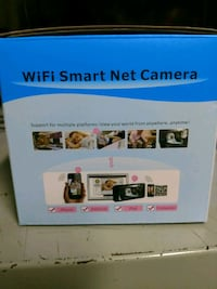 WiFi smart net camera Brampton, L6V 3V7