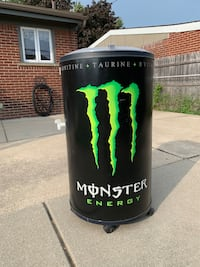 Monster Energy Cooler Allen Park, 48101
