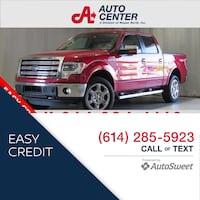 2014 Ford F-150 Lariat Columbus, 43235