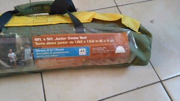 2 Man junior dome tent. New never been opened