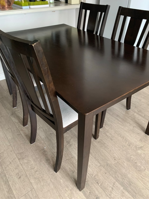 Pleasing Dining Table And 6 Chairs Home Interior And Landscaping Palasignezvosmurscom