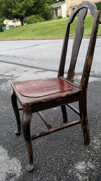 Rustic farmhouse chair Palmyra, 17078