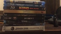 Blu-Ray movies an collections!  New Lexington