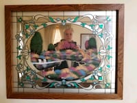 Mirror in oak frame Long Branch, 07740