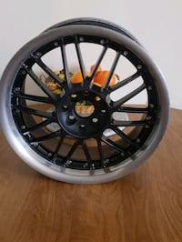 17 inche Rims 2 with tires and two without  Toronto, M1J 1Z3