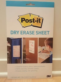 Dry Erase Sheet by 3M
