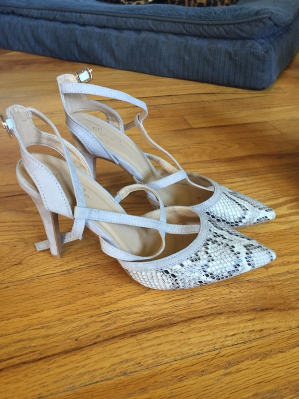 058e6787273e Used Heels and ankle boot sale!! for sale in Calgary - letgo