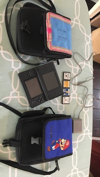 Nintendo DS lite - two cases and 4 games Katy, 77494