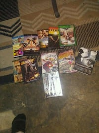 DVD group 15 for 30 bucks  Baton Rouge, 70802