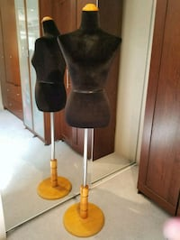 Bust form / mannequin with adjustable hight Burnaby, V5A 4A5