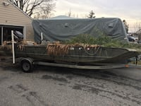 2003 Tracker Grizzly Aluminum Boat