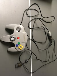 Nintendo 64 controller with memory card and extended connector cord Pensacola, 32507