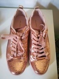 Sneakers rosa paillettes n.39 Udine, 33100