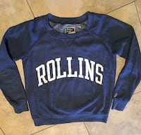 blue and white Pink by VS sweater Titusville, 32796