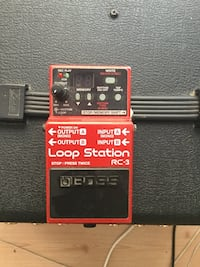 Boss Loop Station Rc3 Muğla, 48000