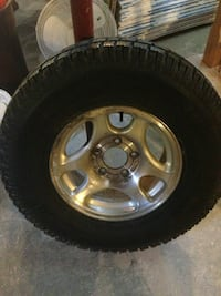 F150 Winter tires & rims
