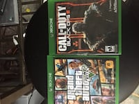 Xbox one games Fort Pierce, 34947
