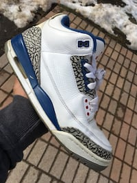 True blue 3s Falls Church, 22042