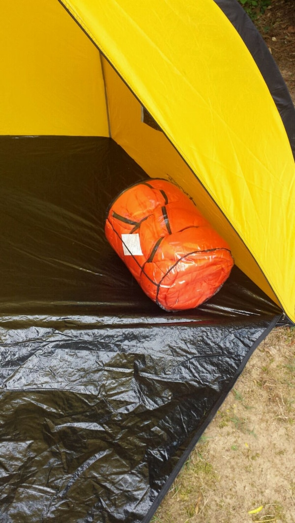 554596cac5 Used Tent and sleeping bag for sale in Loganville - letgo