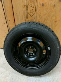 Goodyear eagle LS spare tire and rim 195/65/R15 Vancouver, V5L 1G4